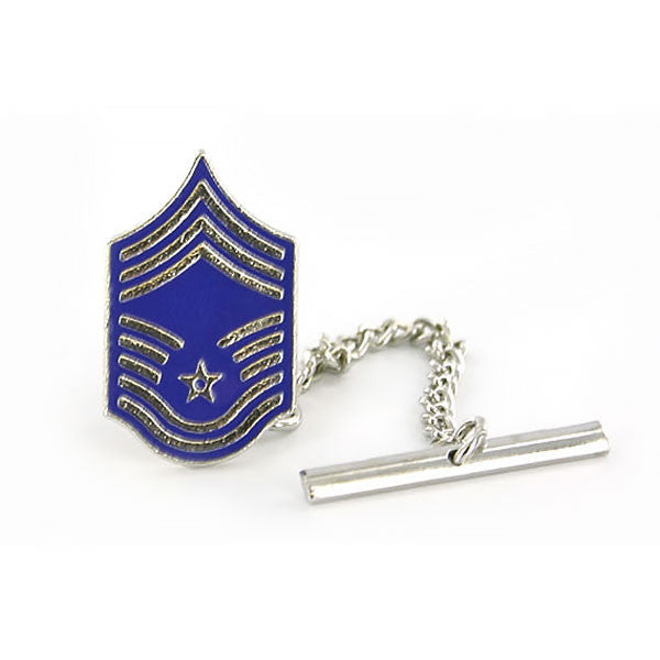 Air Force Tie Tac: Chief Master Sergeant
