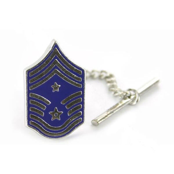Air Force Tie Tac: Command Chief Master Sergeant