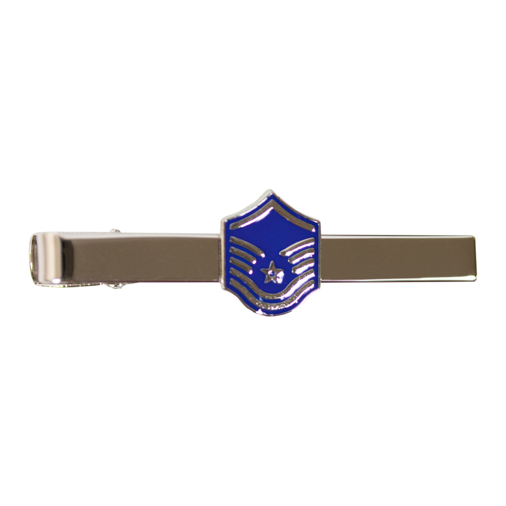 Air Force Tie Bar: Enlisted Master Sergeant