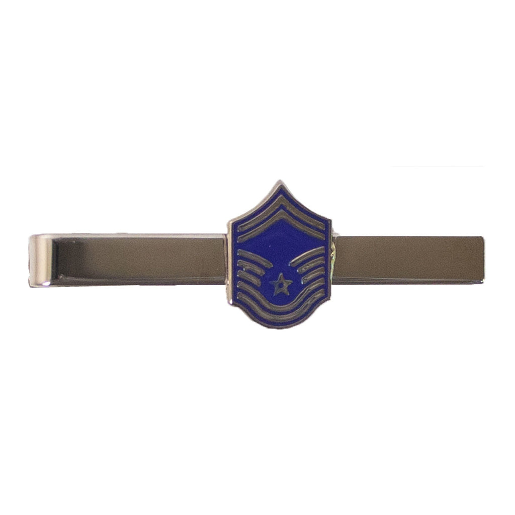 Air Force Tie Bar: Master Sergeant: Senior