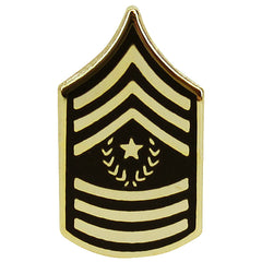 Army Tie Tac: Command Sergeant Major
