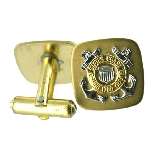 Coast Guard Cuff Links: Enlisted