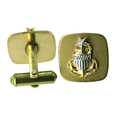 Coast Guard Cuff Links: E8 CPO
