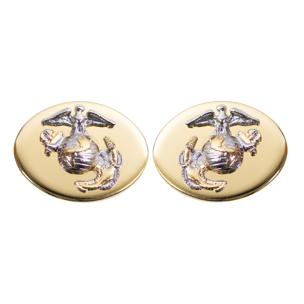 Marine Corps Cuff Links: Officer