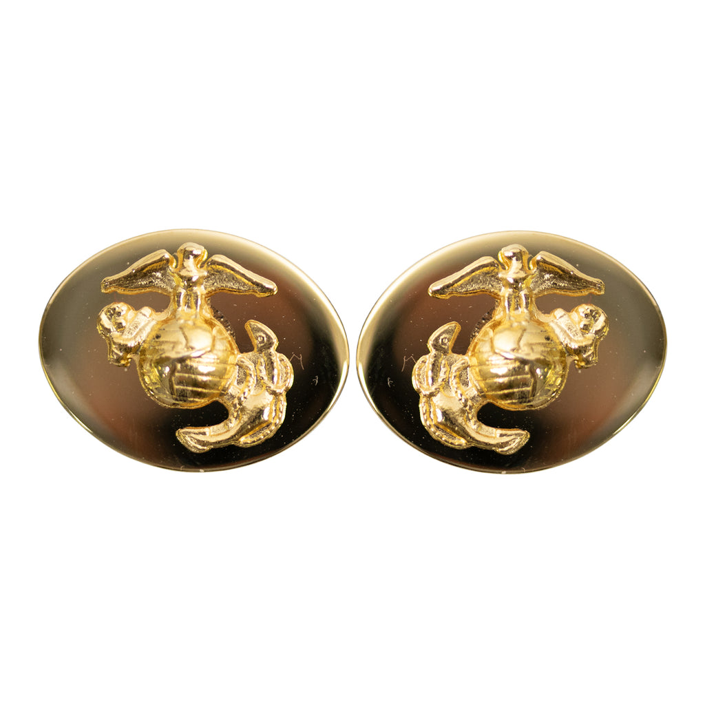 Marine Corps Cuff Links: Non-Commissioned Officer