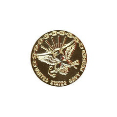 Navy Lapel Pin: Retired 30 Year - gold
