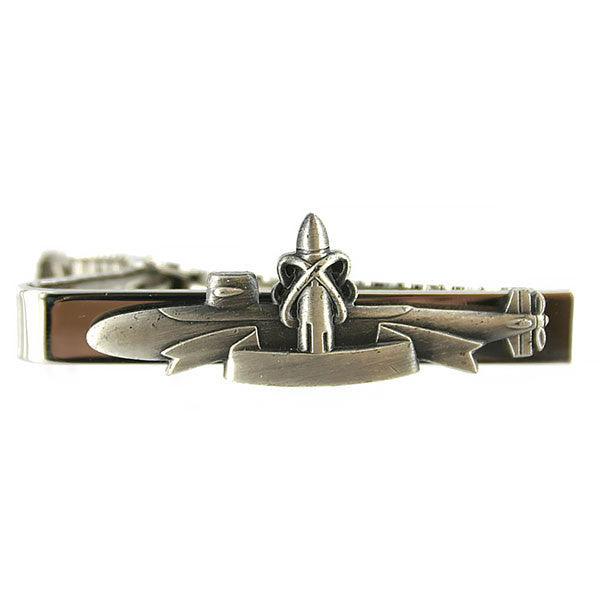Navy Tie Clasp: Enlisted with Submarine SSBN Deterrent Patrol