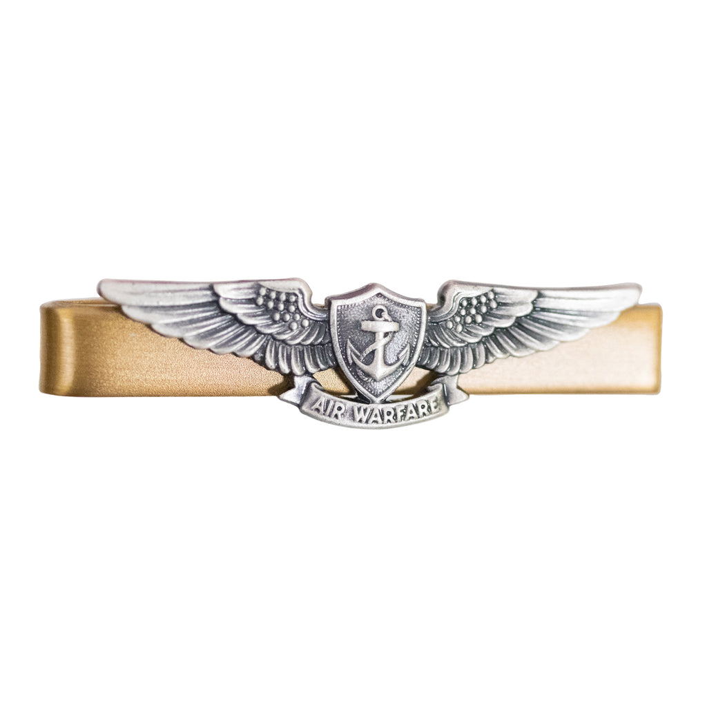 Navy Tie Clasp: CPO Air Warfare
