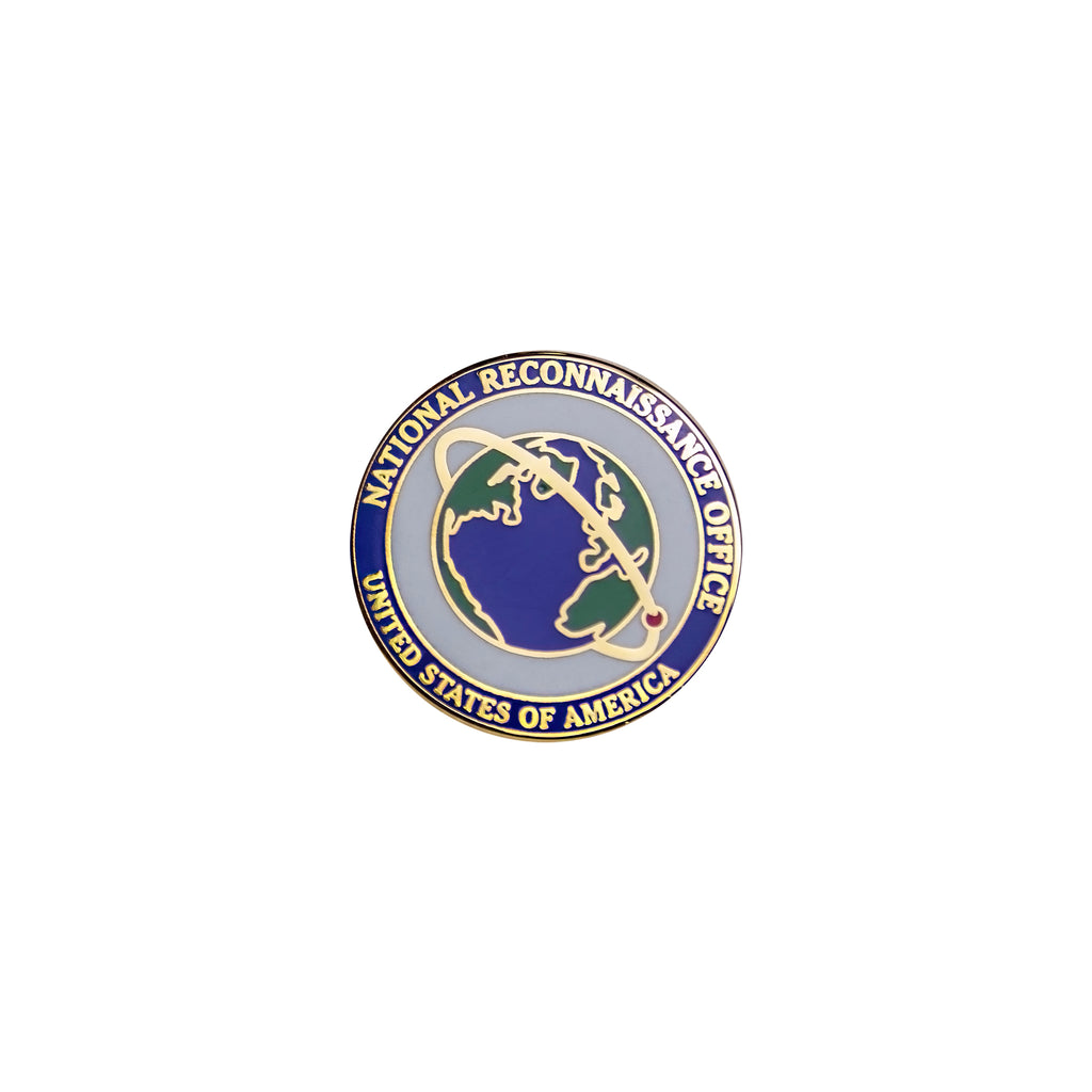 Lapel Pin: National Reconnaissance Office