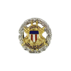 Army Lapel Pin: Joint Chief of Staff - Mirror Finish
