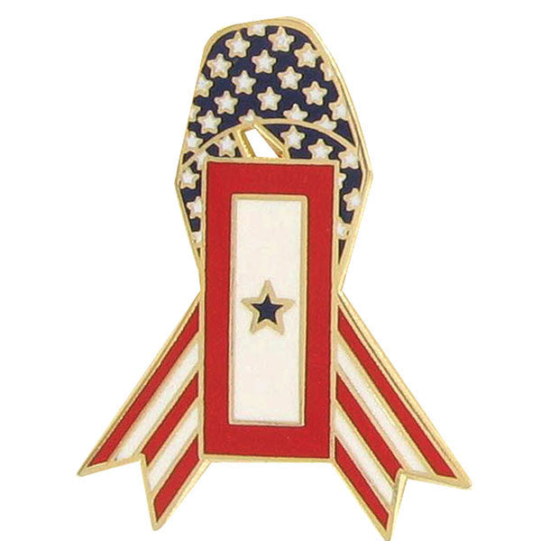 Lapel Pin: Service Banner