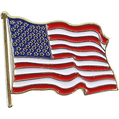 Lapel Pin: United States Flag