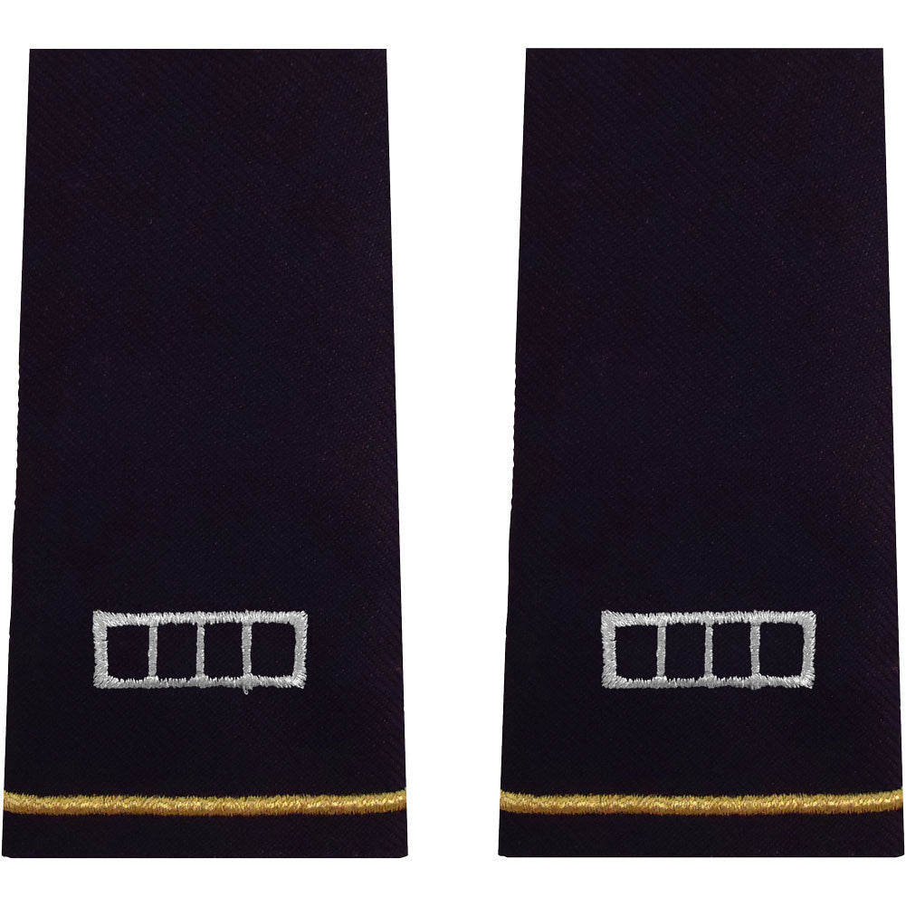 Army Epaulet: Warrant Officer 4 - large