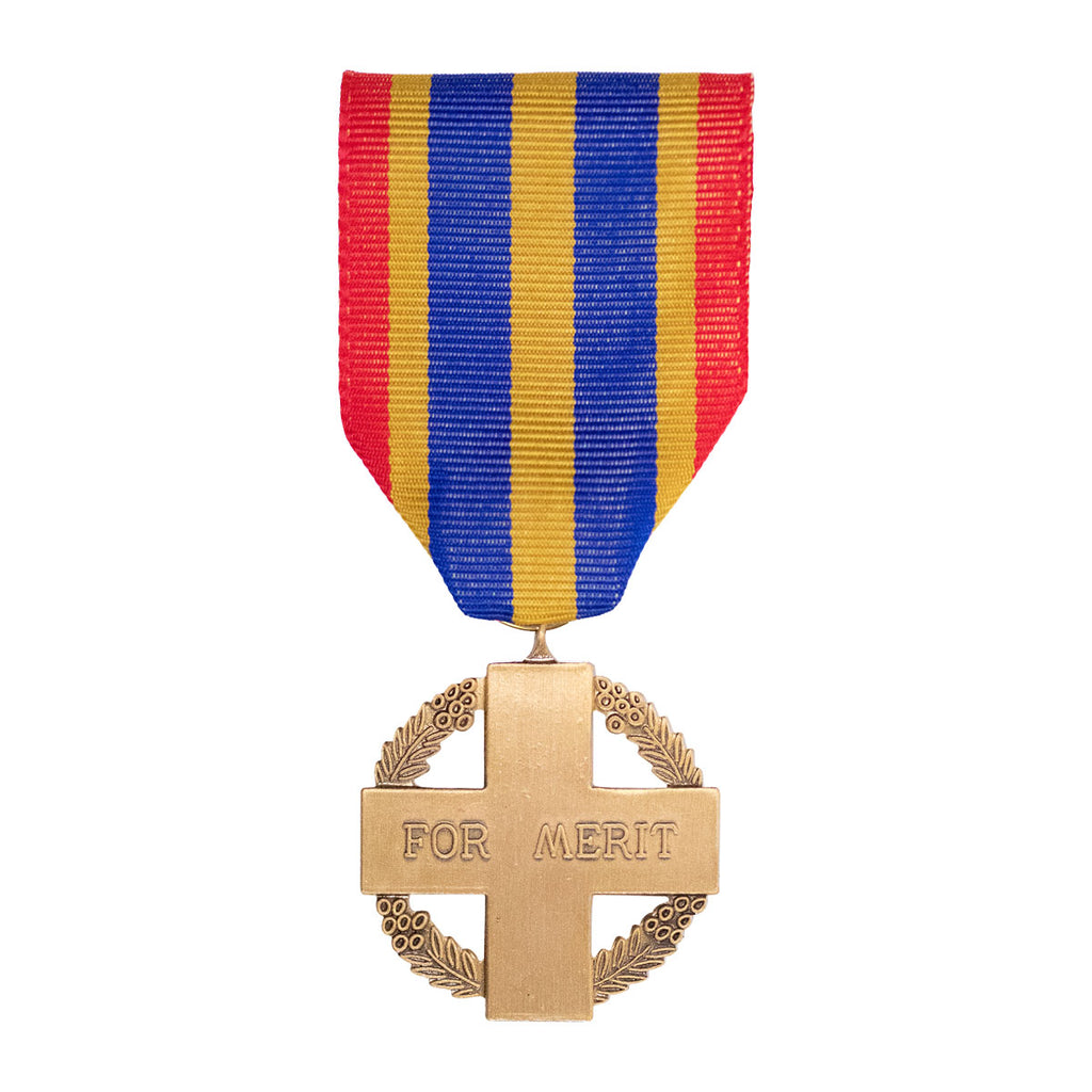 Full Size Medal: California National Guard Medal of Merit
