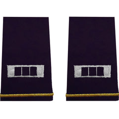 Army Epaulet: Warrant Officer 3 - small