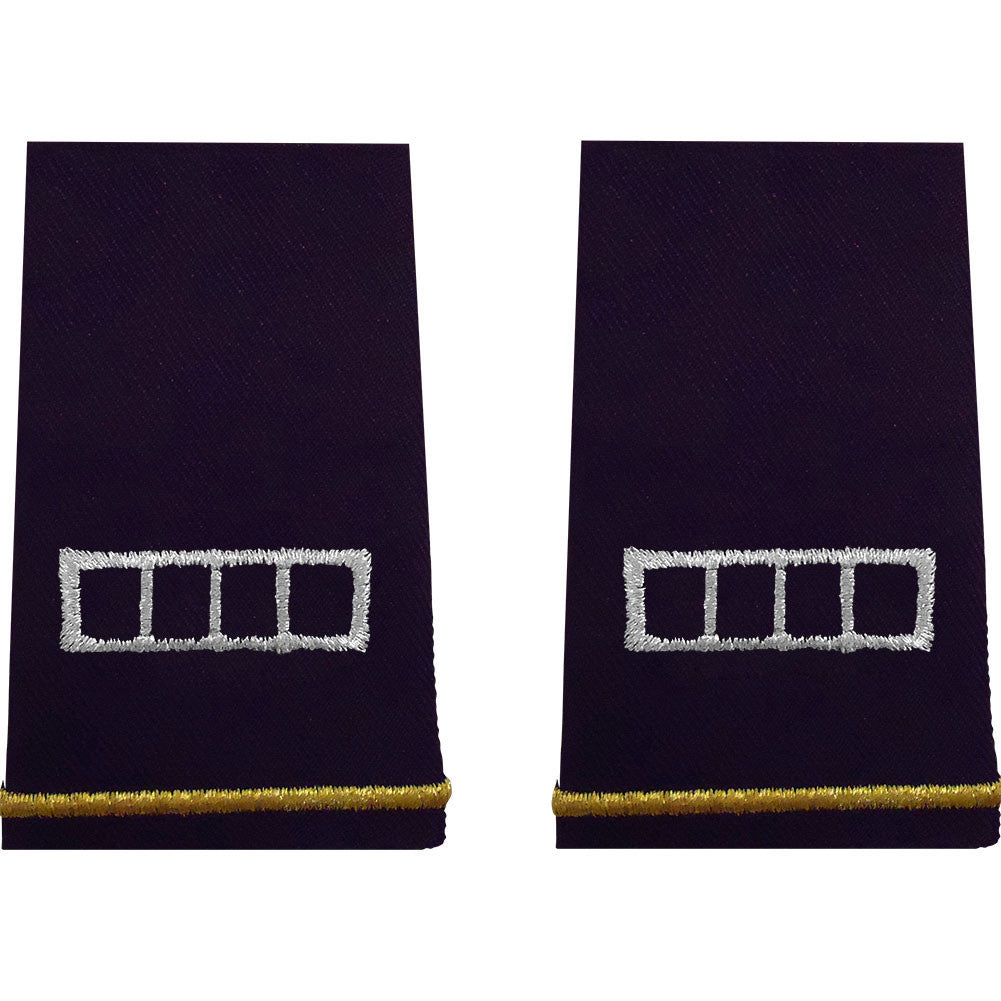 Army Epaulet: Warrant Officer 4 - small