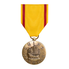 Full Size Medal: Navy China Service