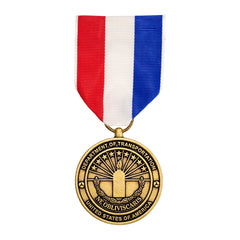 Full Size Medal: Coast Guard 9-11