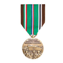 Full Size Medal: European African Middle East Campaign