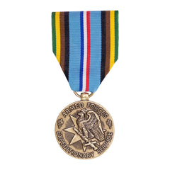 Full Size Medal: Armed Forces Expeditionary