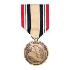 Full Size Medal: Iraq Campaign Medal