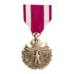 Full Size Medal: Meritorious Service
