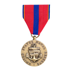 Full Size Medal: Navy Reserve Meritorious Service