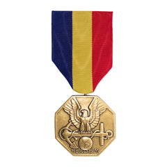 Full Size Medal: Navy and Marine Corps Medal
