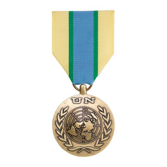 Full Size Medal: United Nations Operations In Somalia