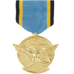 Full Size Medal: Air Force Aerial Achievement - 24k Gold Plated