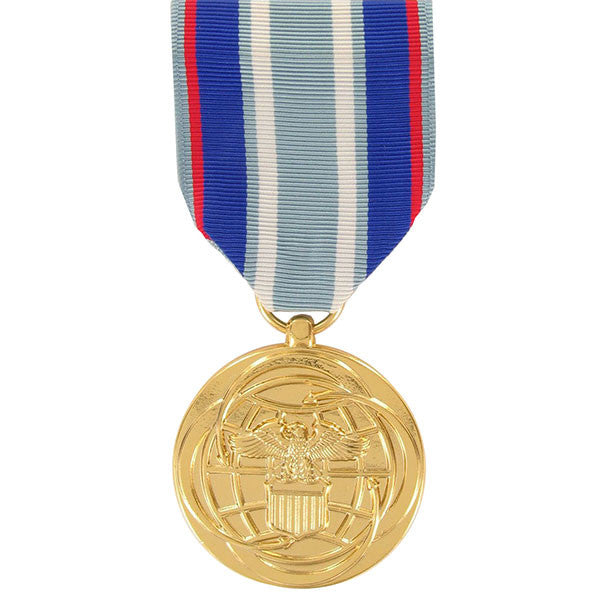 Full Size Medal: Air Force Air and Space Campaign - anodized