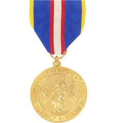 Full Size Medal: Philippine Independence - 24k Gold Plated
