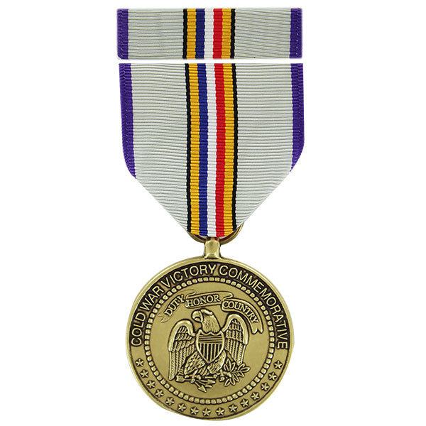 The Cold War Victory Commemorative Medal Set
