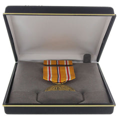 Medal Presentation Set: American Defense Service