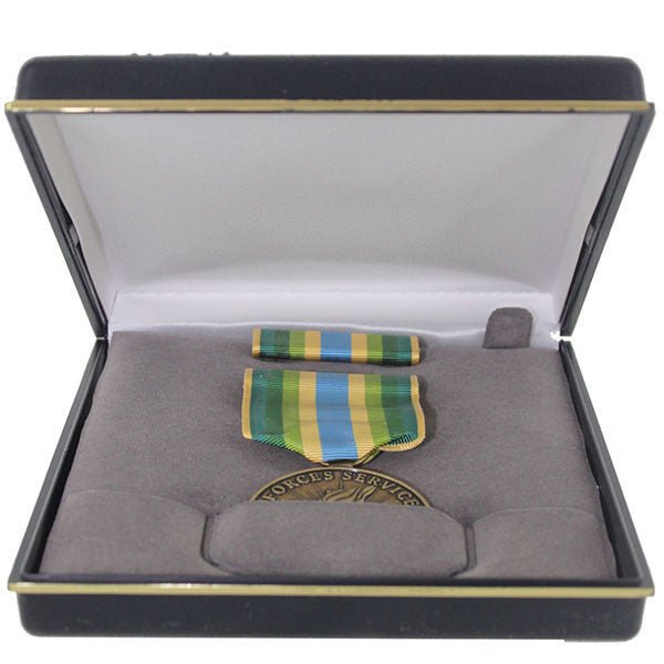 Medal Presentation Set: Armed Forces Service Medal