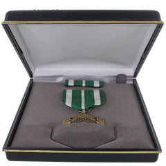 Medal Presentation Set: Coast Guard Commendation