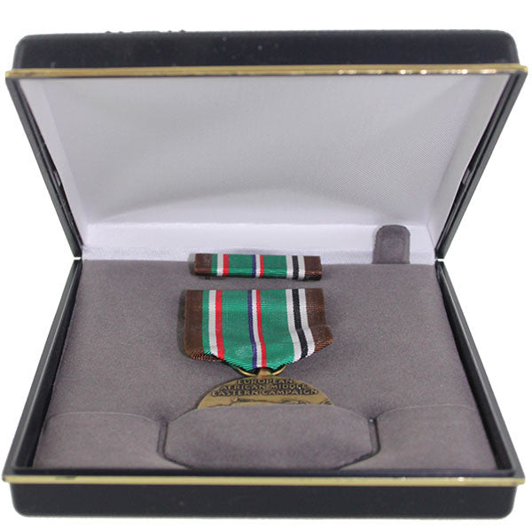 Medal Presentation Set: European African Middle East Campaign