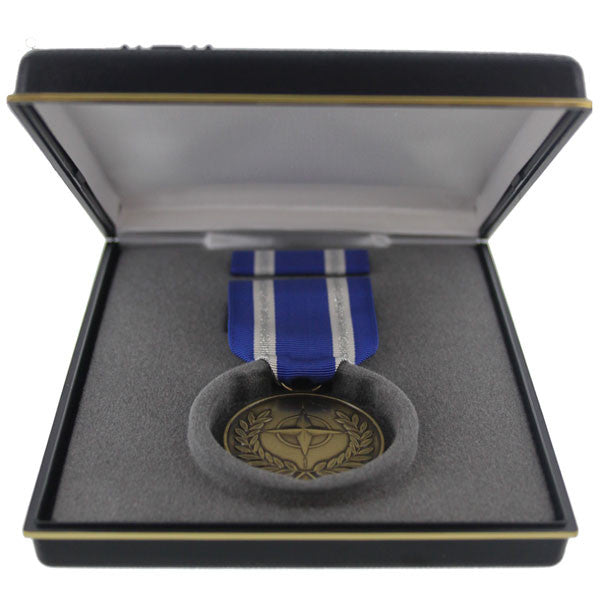 Medal Presentation Set: NATO Non Article 5 Medal for Afghanistan