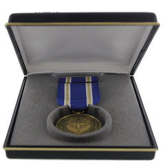 Medal Presentation Set: NATO Article 5 Active Endeavour