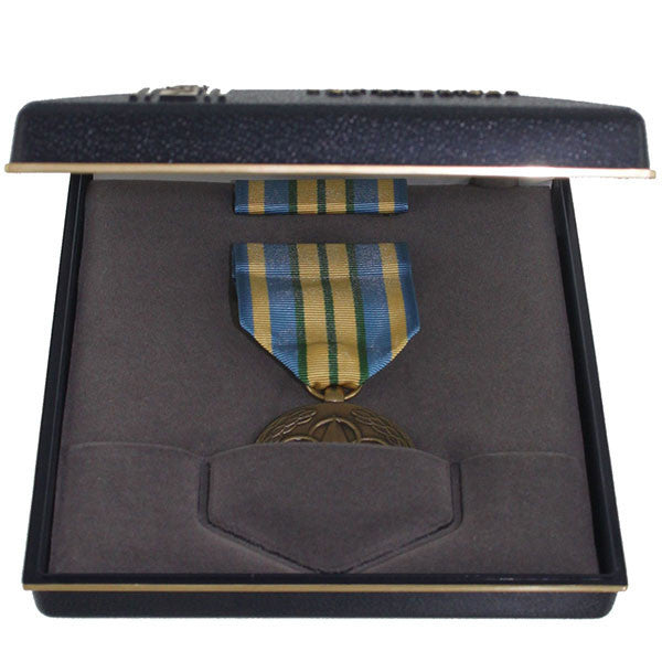 Medal Presentation Set: Military Outstanding Volunteer Service