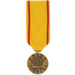 Navy miniature Medal: China Service