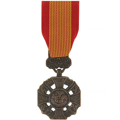 Miniature Medal: Vietnam Gallantry Cross Armed Forces No Attachment