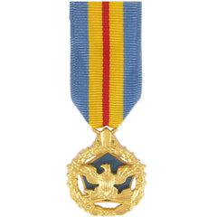Miniature Medal- Anodized: Defense Distinguished Service