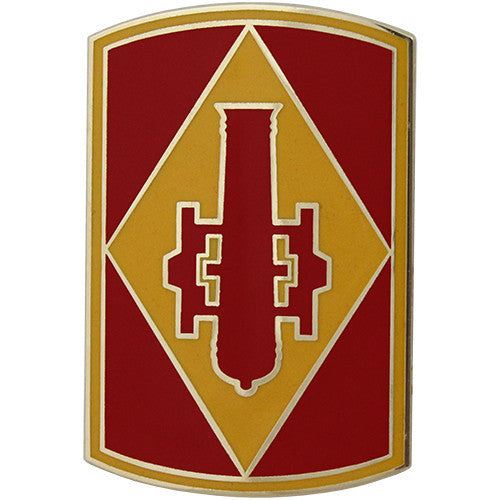 Army Combat Service Identification Badge (CSIB): 75th Fire Brigade