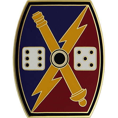 Army Combat Service Identification Badge (CSIB): 65th Fires Brigade