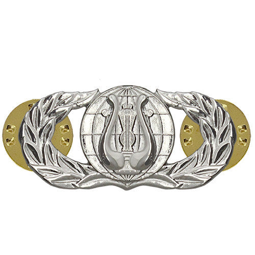 Air Force Badge: Band - midsize