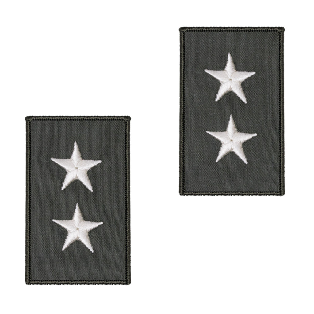 Navy Embroidered Rank: Two-Star Rear Admiral Upper - flight suit