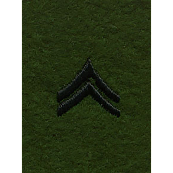 Army Leadership Rank Tab: Corporal
