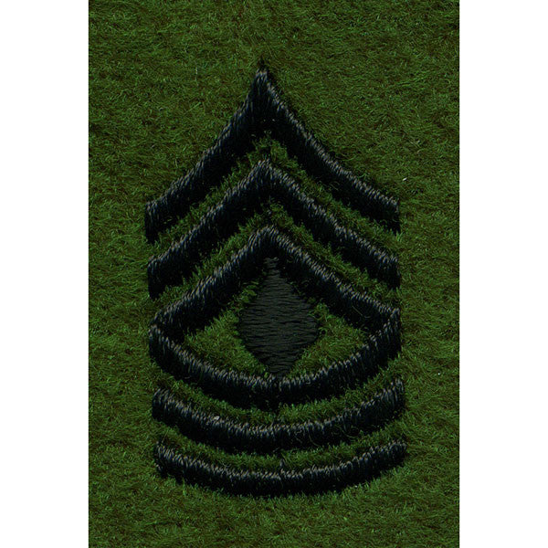 Army Leadership Rank Tab: First Sergeant