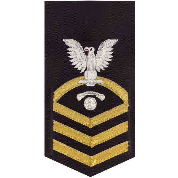 Navy E7 MALE Rating Badge: Interior Communications Electrician - vanchief